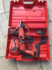 Hilti sd5000 screw gun