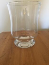 Large glass bowl/vase