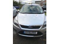Ford Focus - Titanium - 1.6l Petrol - Automatic - Low Mileage - Silver - 12 Month MOT - 5 Door