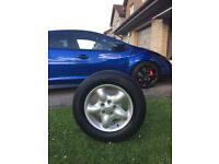 Freelander 215/65/R16 wheels&tyres