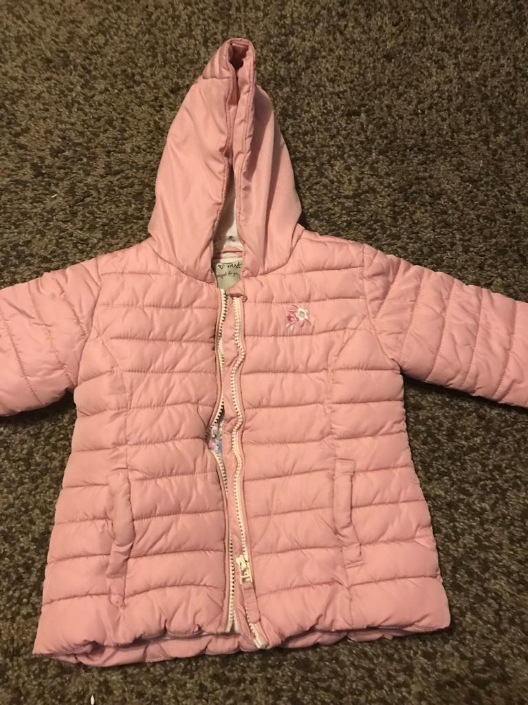 Size 3-4y coat