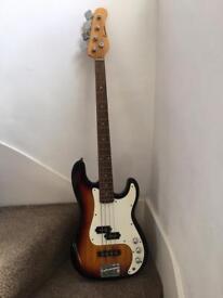 Bass Guitars 4 String