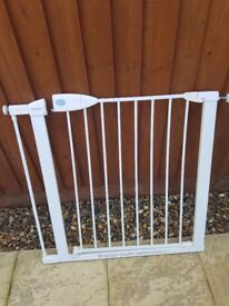 Safety gates for children