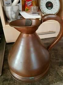 Copper jug/kettles