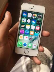 **SOLD** iPhone 5s gold 32gb £130
