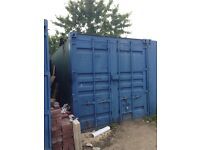 20' X 8' Container