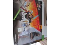 XBOX 360 Disney Infinity 3.0 STARWARS starter pack