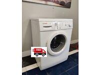 Bosch washing machine 6kg (Free delivery)