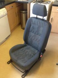 Ford transit connect drivers seat