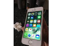 IPhone 5s 16gb Unlocked boxed free charger faulty but working