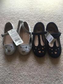 Size UK 8 Girls Shoes