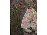 Girls summer clothes 3-4