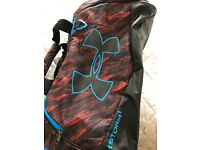 UNDER ARMOUR storm unisex sports gym bag. BRAND NEW never used cost £49.99 sell for half price £25