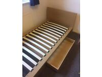 Next Single Bed with storage