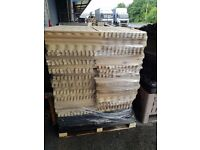 Scrap Timber Pallets - Natural Pine Wood - x 6 Pallets Available Great for Fire-wood