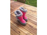 Trespass snow boots size 27 uk 9