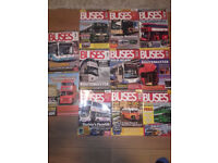 Buses ,bus & coach magazine