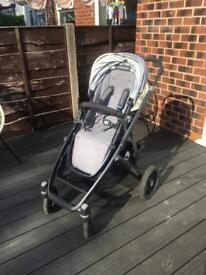 UPPABABY VISTA 2015 PASCALE GREY