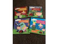 4 Ben and Holly Storybooks