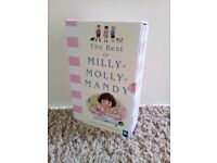 The Best of Milly-Molly-Mandy Collection 4 books by Joyce Lankester Brisley
