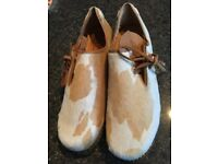 NEW HAFERL IN FUR ONLY 28!!! SIZE UK9