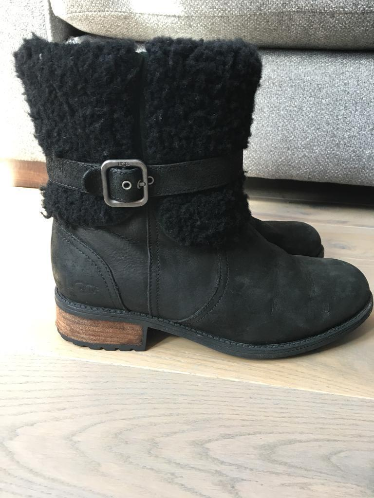 d670eb89464 closeout ugg zip up boots 76494 5aca6
