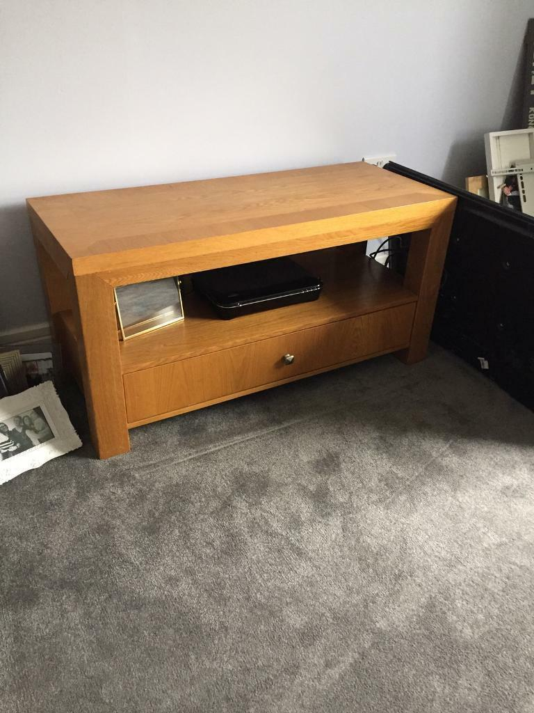 Oak Tv Stand Reduced Gone Pending Collection In