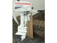 Johnson Outboard 4.5 hp