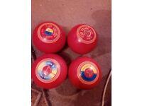 Size 4 thomas taylor spectrum bowls