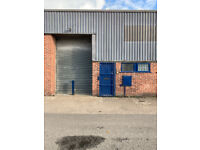 Commercial Unit / Garage / Workshop / Warehouse Available for Rent at Trent South Ind Pk, Nottingham