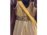 Girls lengha dress