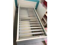Ikea Bedframe with Underbed Drawers