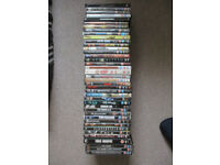 Bundle of 40 DVD's Job Lot Various Genres Films Series