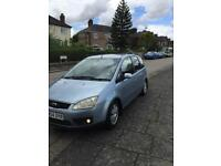 Ford Focus c max 2.0 Tdci fully loaded
