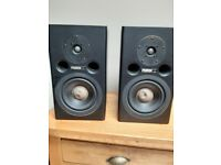 FOSTEX PM1 professional studio monitors - excellent