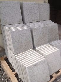 Large quantity patio slabs to clear can deliver all over N Ireland