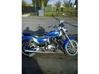 Motorbike 125 cc ranger