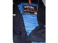 Small Superdry Windcheater Jacket