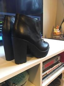 Kurt Geiger boots heels