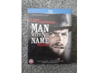 The Man with no Name Blu ray Clint Eastwood Western
