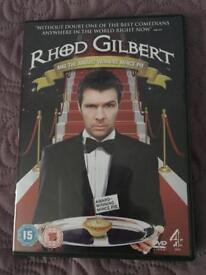 Rhod Gilbert DVD