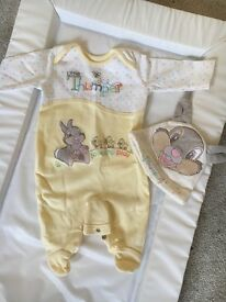Disney thumper outfit