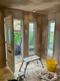 Plasterer - Painting on Customer Request.