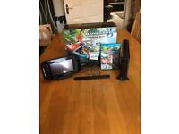 Wii U 32GB Console with Mario Kart 8