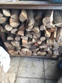 Seasoned Barn Dried Logs For Sale