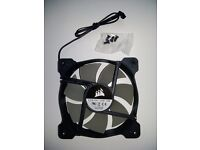 PC Fans 120 mm and 140 mm Corsair mint condition