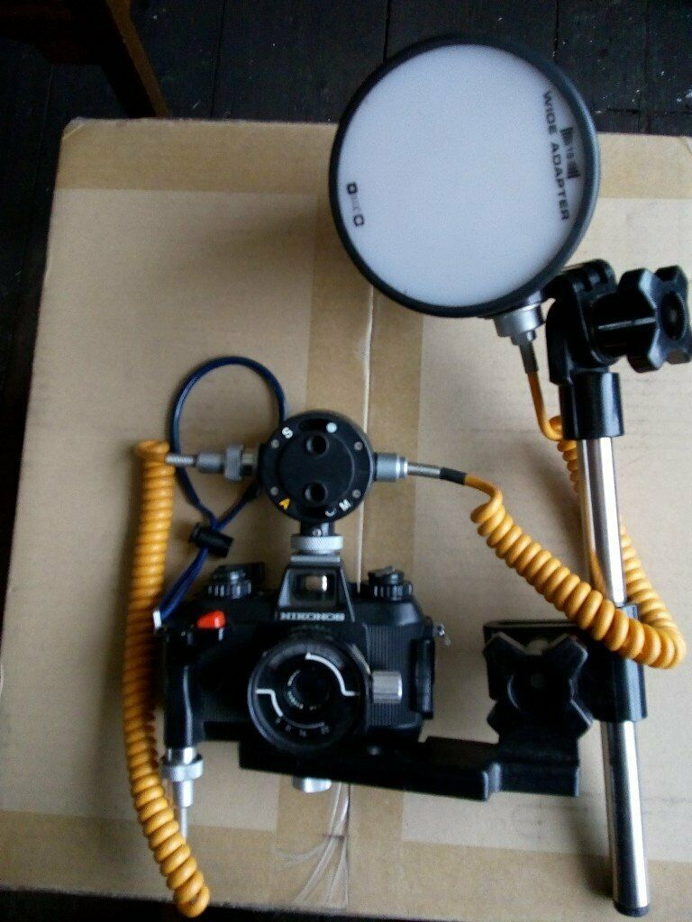 NIKONOS IV-A UNDERWATER CAMERA AND FLASH | in Oldham, Manchester | Gumtree
