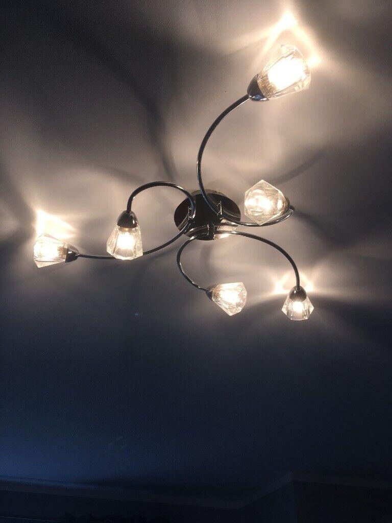 Ceiling light John Lewis | in Glasgow | Gumtree