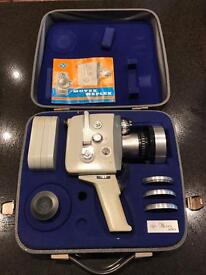 Agfa Movex Reflex vintage film camera