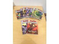 Horrorland kids / children's books